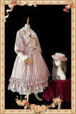 Little Women~Classical Long Sleeves Lolita OP Dress