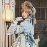 China Doll~Long Sleeves Qi Lolita OP Dress