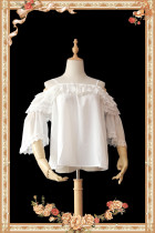 Antique dress shop~Sweet Lolita Long Sleeves Blouse