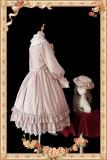 Little Women~Classical Long Sleeves Lolita OP Dress