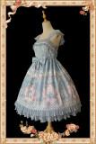 Little mermaid~Printing Lolita Jumper Skirt