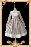 Dorothy's journey~Long sleeves Classical Lolita OP Dress