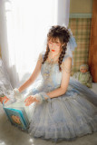 Frost dance~Teaparty Dressy~Gorgeous Lolita Jumper Skirt