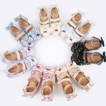 Jam girl~Lolita bow-tied princess student girl shoes