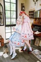 Three Little Pigs~Sweet Lolita Jsk Dress/OP Dress