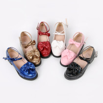 Sweet honey~Lolita bow-tied princess student girl shoes