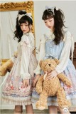Astrology cat~Printing Sweet Lolita Jsk Dress
