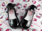 Lolita Double strap vintage student shoes