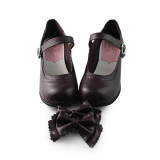 Custom size available Sweet Lolita Shoes