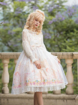 Starmoon angel~Sweet Princess Lolita JSK Dress VersionⅡ