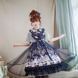 Starmoon angel~Sweet Princess Lolita JSK Dress