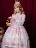 Starmoon angel~Sweet Princess Lolita JSK Dress VersionⅡ