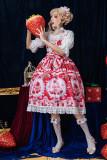 Strawberry cake~Sweet Princess Lolita JSK Dress