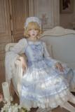 Moon garden series~Elegant and gorgeous Lolita Jsk Dress