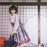 Japanese origami~Vintage Lolita Jsk Dress