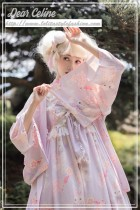 Sakura rabbit~Cute Lolita Haori