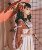 Japanese origami~Vintage Lolita OP Dress