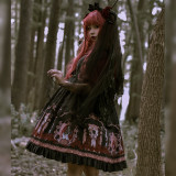 Lilith~Gothic Lolita JSK Dress