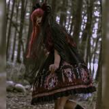 Lilith~Gothic Lolita JSK Dress