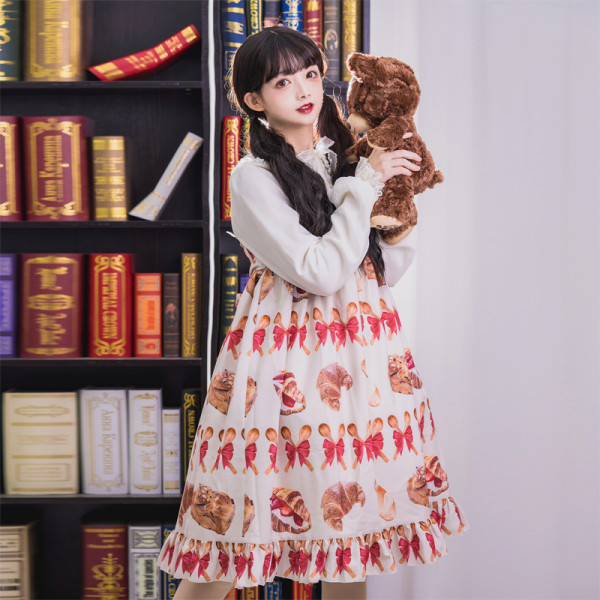 Bakery~Sweet Lolita JSK Dress