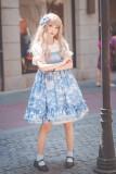 Cat dream~Sweet Print Lolita JSK Dress