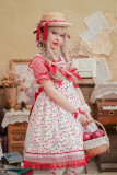 IceCherry~Sweet Lolita JSK Dress+Blouse