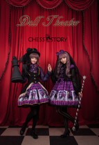Doll Theater~Gothic Lolita OP Dress