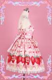Puffy A-line Organza Lolita Daily Petticoat
