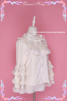 Japanese Style Hime Sleeve Daily Princess Lolita Blouse