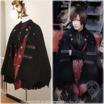 Bat-wing series~Dark Prince Goth Lolita Cape/