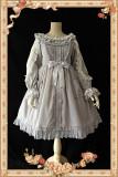 【Infanta】 Jenny Cookies~ Pure Cotton Babydoll Style Lolita JSK Dress
