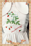 【Infanta】 Tessa's Wild Strawberry~ Rural style~Embroidery Lolita JSK Dress