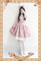 【Infanta】 Carousel~ Printing Sweet Lolita JSK Dress In Stock