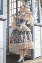 【Infanta】 Dance In Fairyland~Sweet Lolita Jsk Dress