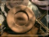 SweetDreamer ~Sweet Lolita vintage winter beret
