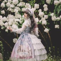 Echo's voice~Daily Classic Lolita SP /Lace Long Sleeve