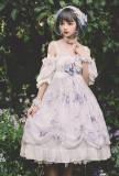 Secret key~Daily Sweet Lolita JSK Dress for Tea Party