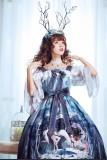 Echo's voice~Classic Lolita JSK Dress Version Ⅰ