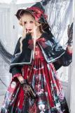 Night at The Musevanina Little Devil Gothic Lolita OP Dress
