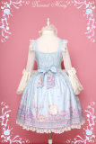 Mermaid~Dream cosmetics daily lolita jsk/ jumper skirt