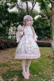 Thumb Girl~Sweet and Lovely Print Lolita Jumper skirt