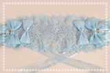 SweetDreamer Pea princess~  Lolita lace headband with bows