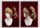 SweetDreamer Pea Princess~ Velvet Trojans Lolita Hairpin