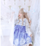 Lily of the valley~Sweet Girl Lolita JSK/ Jumper skirt