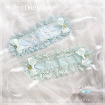 Sweetdreamer Afternoon tea of the March Hare sax Lacey Lolita hair band