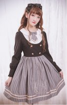 ChessStory~magic music shool long-Sleeved dress