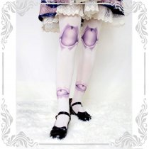 SD Doll Spherical Joints Printing Lolita Tights