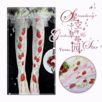 【Yidhra】Witch of Dreams~Straberry Garden&Star Lolita tights
