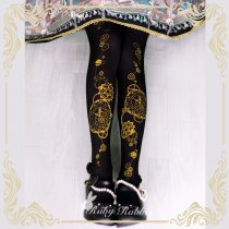 【Ruby rabbit】Astrological clock lolita tights