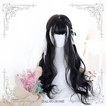 ★Sylvia★65cm+Air banged lolita wig